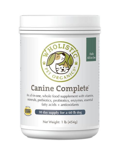 Wholistic Pet Organics Canine Complete