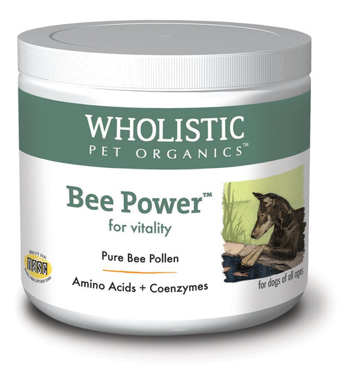 Wholistic Pet Organics Bee Power