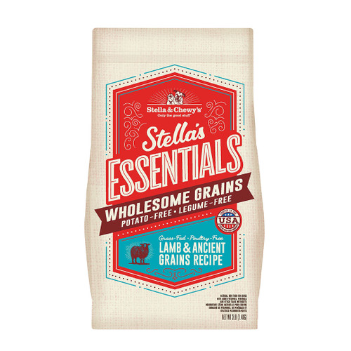 Stella & Chewy's Essentials Ancient Grains Lamb Formula