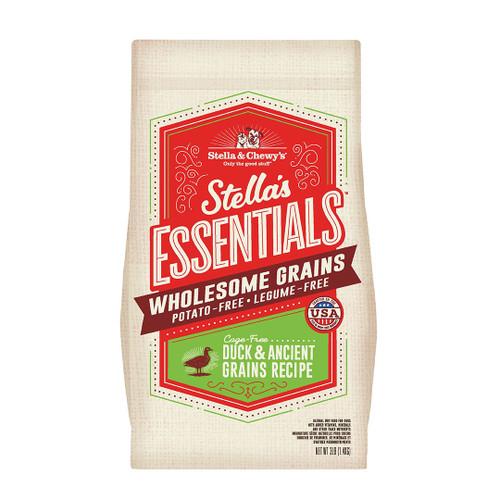 Stella & Chewy's Essentials Ancient Grains Duck Formula