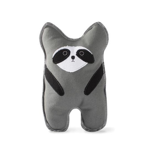 Fringe Studio Pet Shop Canvas Raccoon