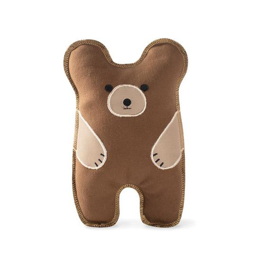 Fringe Studio Pet Shop Canvas Bear