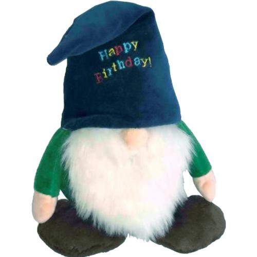 PetLou Happy Birthday Gnome