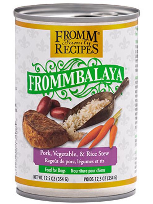Frommbalaya Pork, Vegetable & Rice Stew 12oz