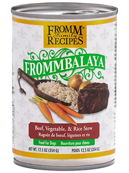 Frommbalaya Beef, Vegetable & Rice Stew 12oz
