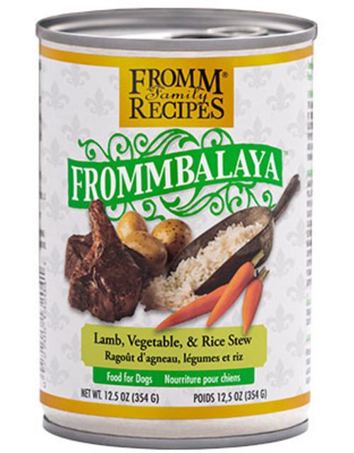 Frommbalaya Lamb, Vegetable & Rice Stew 12oz