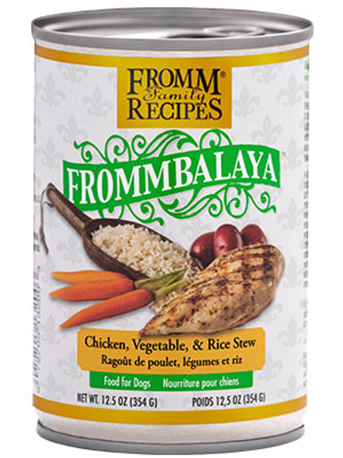 Frommbalaya Chicken, Vegetable & Rice Stew 12oz
