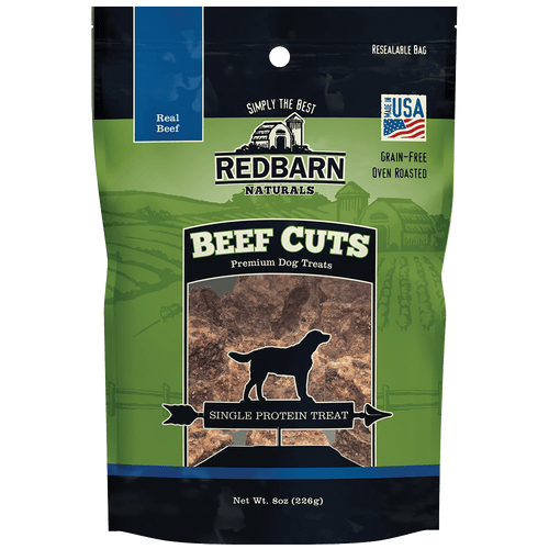 Redbarn Beef Cuts 8oz