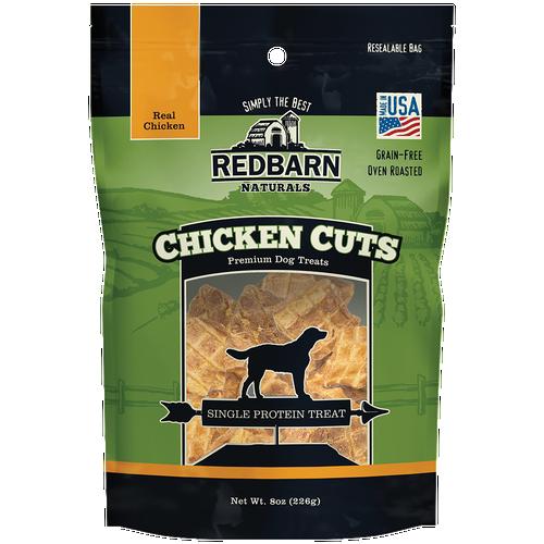 Redbarn Chicken Cuts 8oz