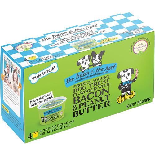 The Bear & the Rat Bacon & Peanut Butter Frozen Yogurt