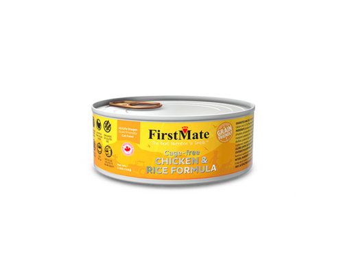 FirstMate Chicken & Rice Cat Formula 5.5oz