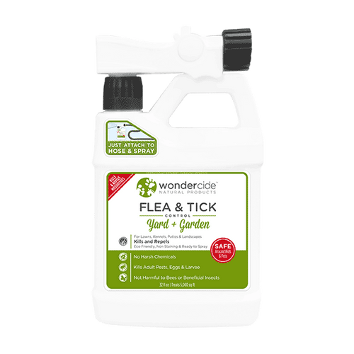 Wondercide Flea & Tick Yard & Garden Hose Spray