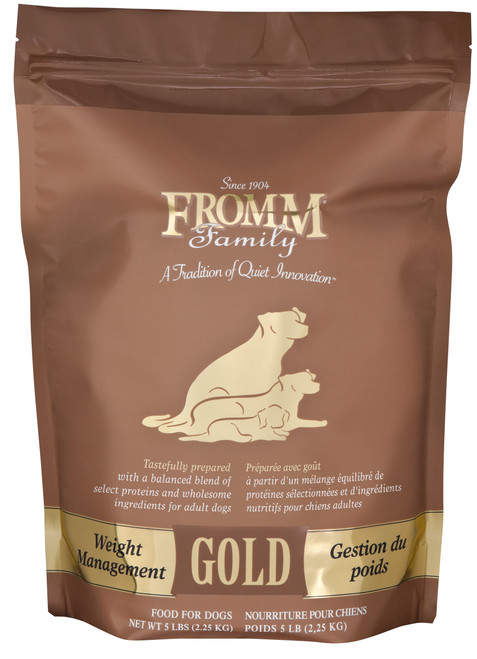 Fromm Gold Weight Management Recipe