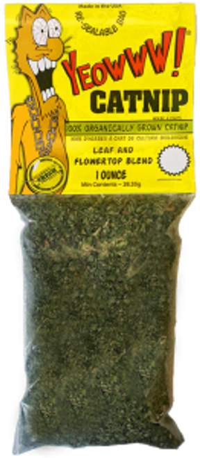 Copy of Yeow Catnip 1oz