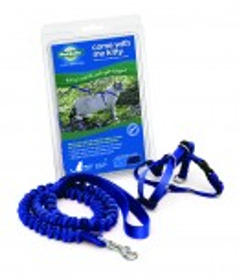 PetSafe Come with me Kitty Harness and Leash Blue
