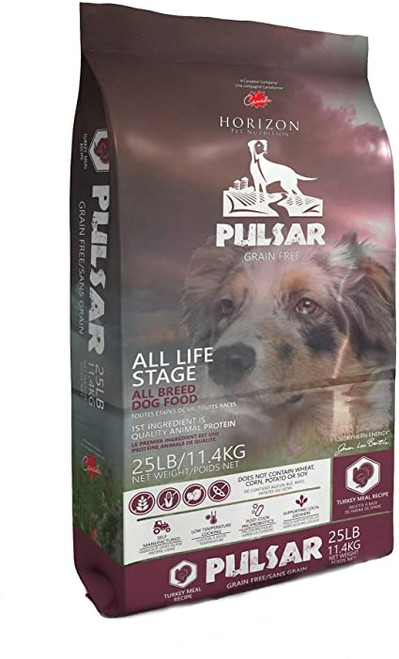 Pulsar Grain Free Turkey Formula