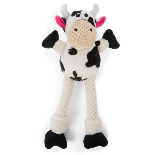 WorldWise GoDog Checkers Skinny Cow