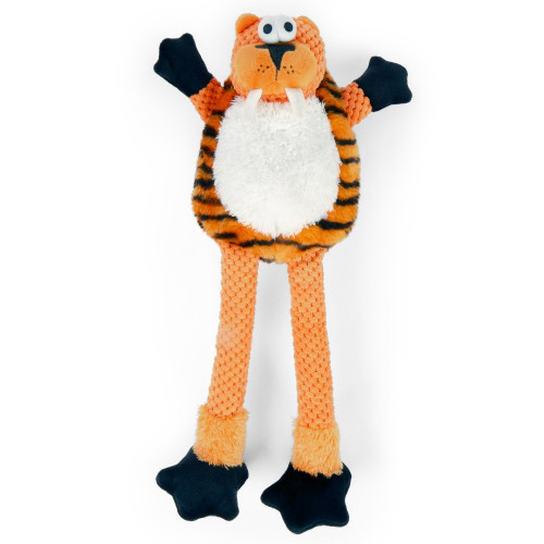 WorldWise GoDog Checkers Skinny Tiger LG