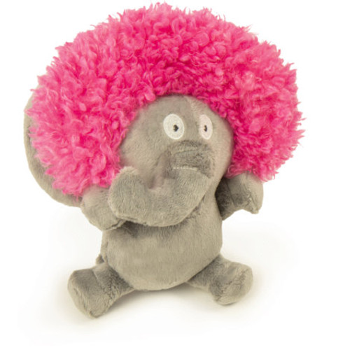 WorldWise GoDog Crazy Hairs Elephant