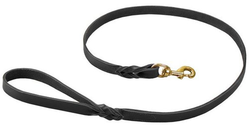 Leather Brothers Latigo Twist Black