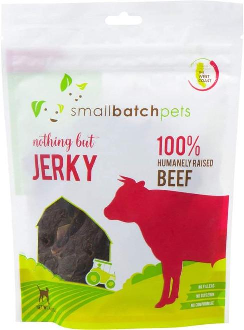 Small Batch Beef Jerky 4oz