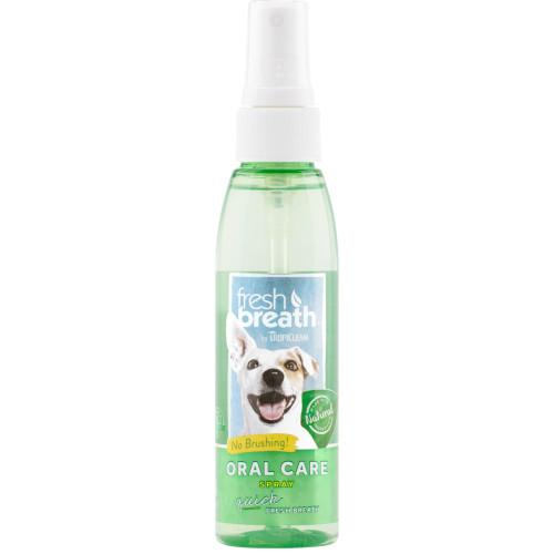 Tropiclean Fresh Breath Oral Care Spray 4oz