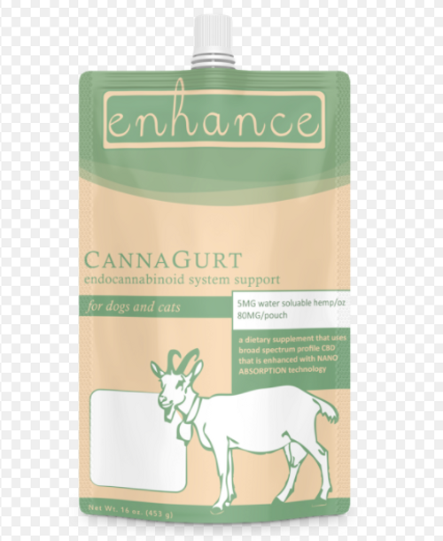 Steve's Enhanced CannaGurt Frozen 16oz