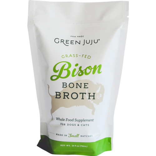 Green Juju Bison Bone Broth 20oz