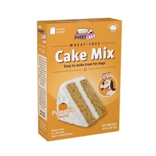 Puppy Cake Mix Pumpkin (Wheat-Free)
