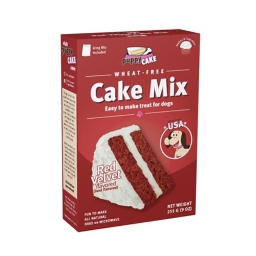 Puppy Cake Mix Red Velvet (Wheat-Free)