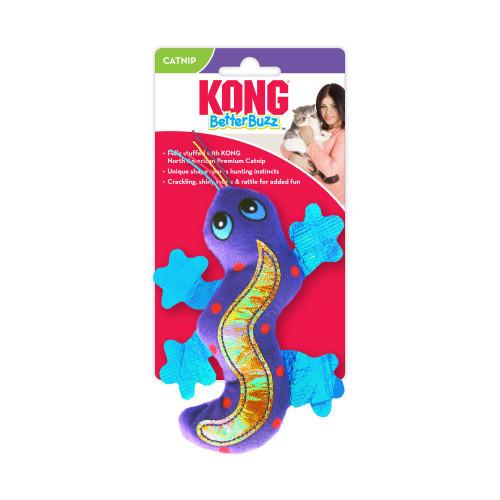 Kong Cat Better Buzz Gecko