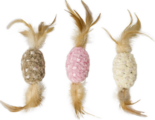 Spot Chenille Chasers Cat toy