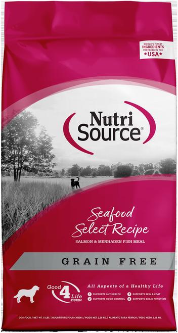 NutriSource Grain Free Seafood Select Formula