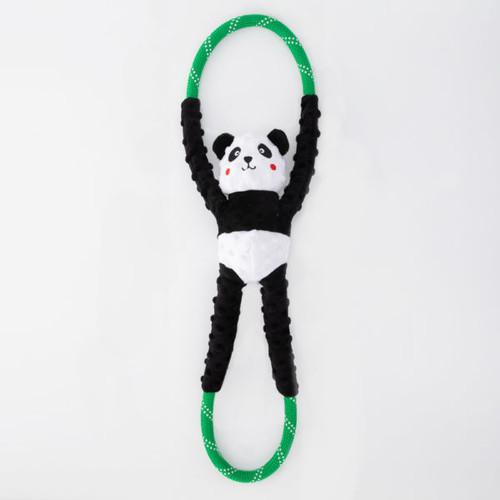 Zippy Paws RopeTugz - Panda