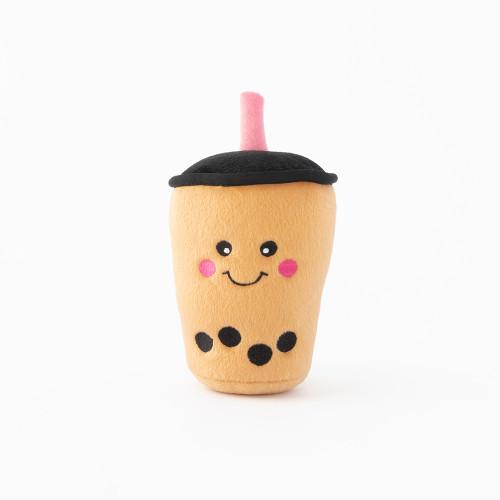 Zippy Paws NomNomz - Boba Milk Tea