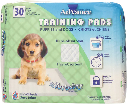 Advance Training Pads 30ct