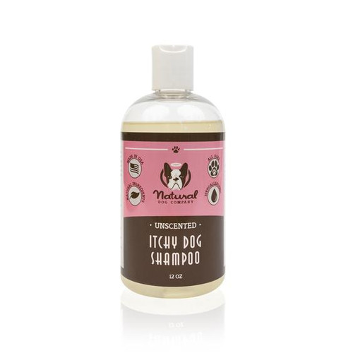 Natural Dog Company Itchy Dog Shampoo 12oz