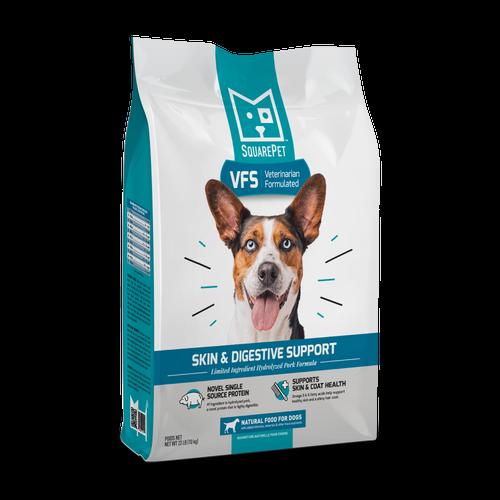 SquarePet VFS Skin & Digestive Support