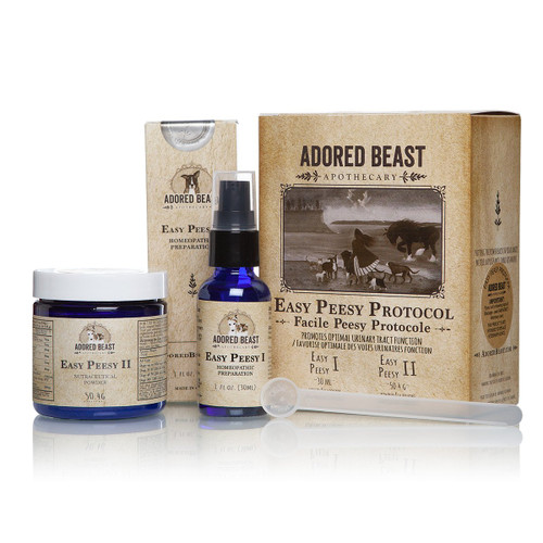 Adored Beast Easy Peesy Protocol (2 Product Kit)