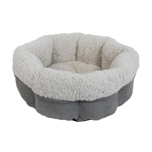 Arlee Peanut Cup Grey Bed