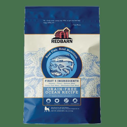 Redbarn Grain Free Ocean Recipe