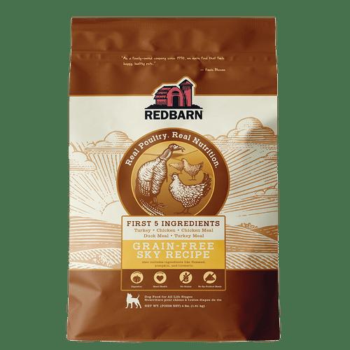 Redbarn Grain Free Sky Recipe