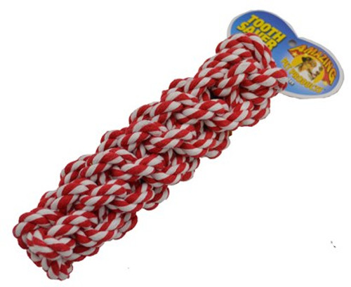 Amazing Pet Products Retriever Rope Red