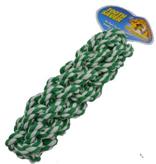 Amazing Pet Products Retriever Rope Green