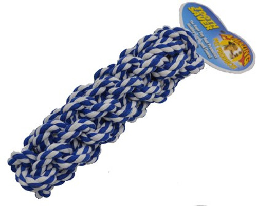 Amazing Pet Products Retriever Rope Blue