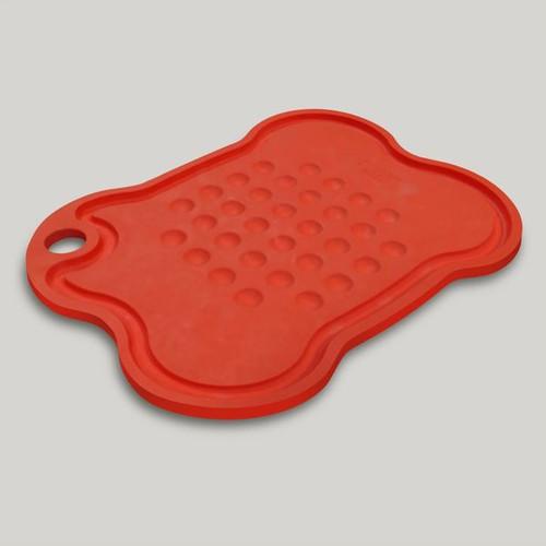 The Original Mine Platter Bone Red