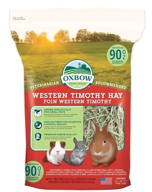 Oxbow Western Timothy Hay 90oz