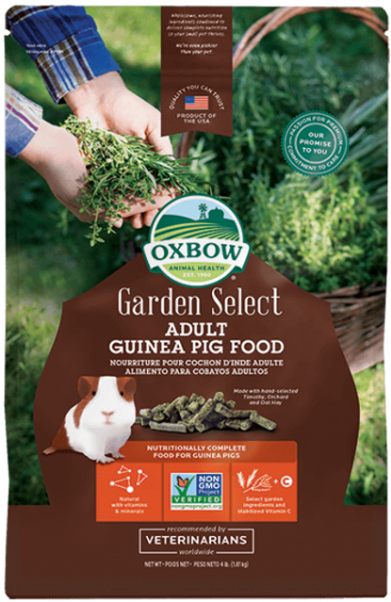 Oxbow Garden Select Adult Guinea Pig Food 8lb