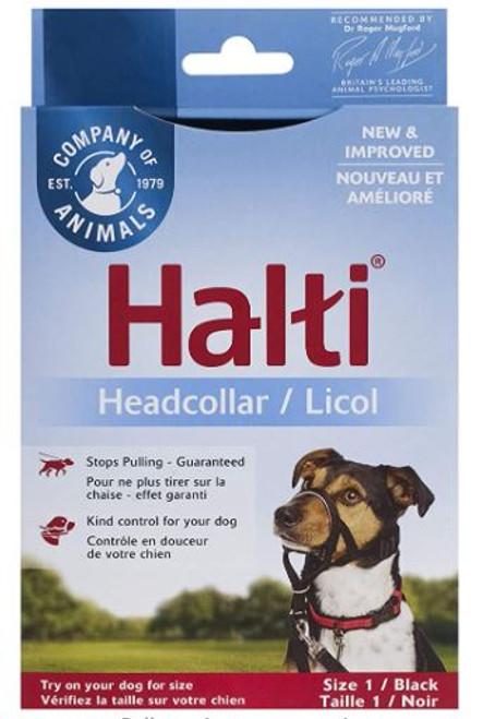 Company of Animals Halti Headcollar Size 1