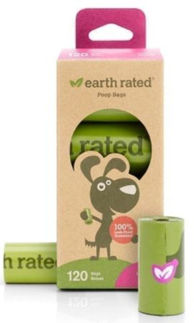 Earth Rated Lavender Poop Bags 120ct